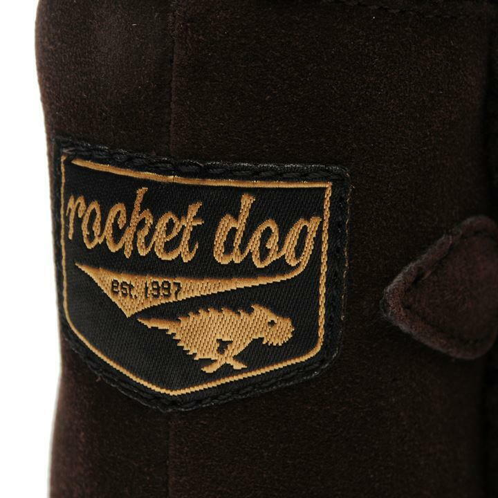ROCKET DOG SLOPE Damenschuhe SUEDE WINTER Stiefel  SIZE - TRIBAL BROWN – SIZE  3 – BNIB c7c35d