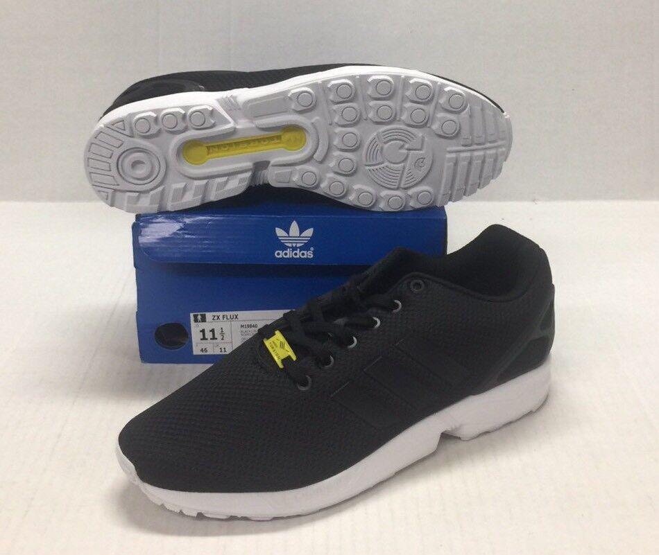 f08b80ceecaae ... new zealand adidas originals zx flux m19840 black black white c9e46  8e4b3