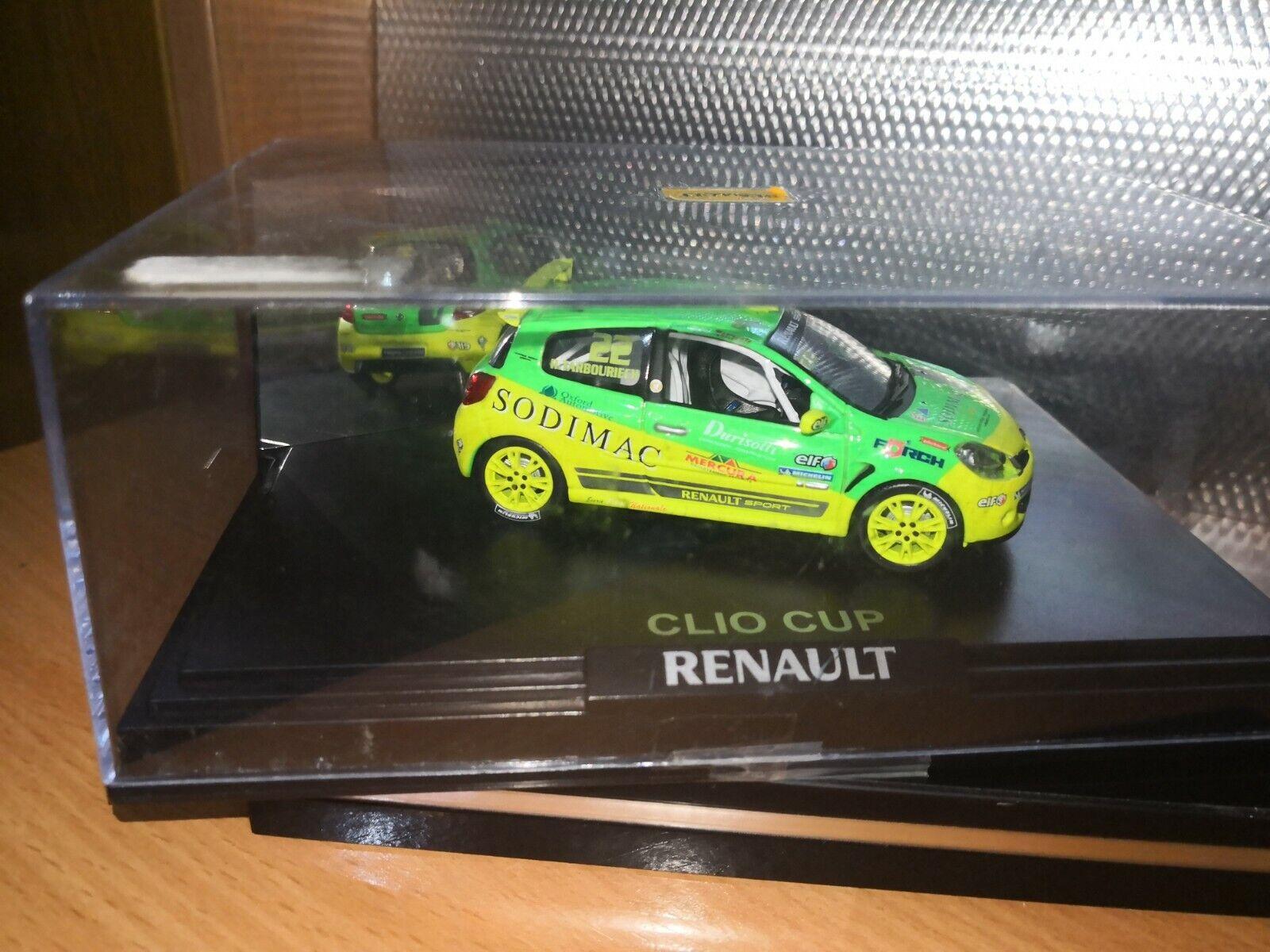 en venta en línea Renault clio cup 2008 17 Asami norev    1 43  nuevo listado