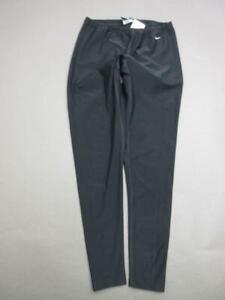 Nike-Size-M-8-10-Womens-Black-Athletic-Fitness-Training-Sportswear-Legging-T342