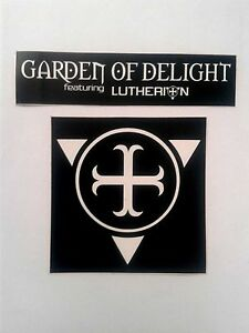2-Aufkleber-Sticker-GARDEN-OF-DELIGHT-featuring-LUTHERION
