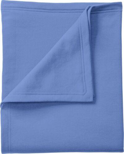 BP78 Port /& Company Sweatshirt Throw Blanket