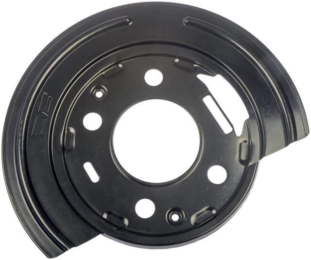 Brake Backing Plate Rear Dorman 924-214