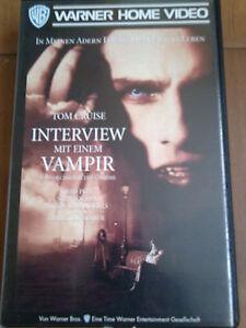 Interview mit einem Vampir * VHS * Tom Cruise * Brad Pitt * Antonio Banderas - Wiesbaden, Deutschland - Interview mit einem Vampir * VHS * Tom Cruise * Brad Pitt * Antonio Banderas - Wiesbaden, Deutschland