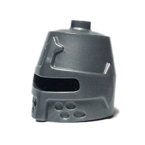 Castle Helmet Castle Closed Eye Slit Black x 10-70404 NEW LEGO Headgear