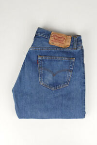 31889 Levi's Levi strauss 501 Bleu Hommes Jean Taille 36/32