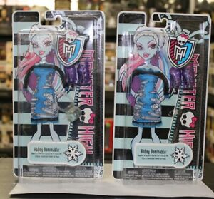 Monster-High-Abbey-Bominable-Fashion-Pack-Outfit-amp-Accessories-x2-New