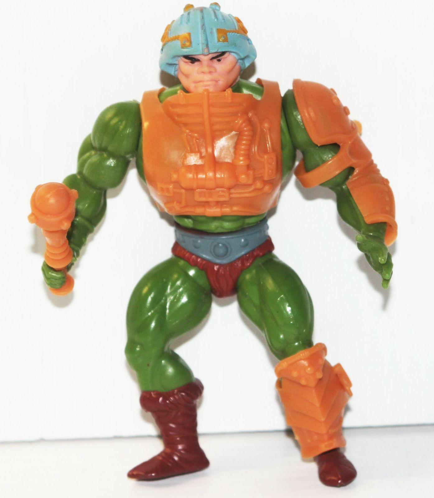 Complete 1981 Masters of the Universe Man At Arms Figure Original MOTU He-Man