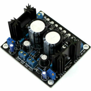 LT1083 Adjustable HIFI Linear Regulated Power Supply Board Dual Output