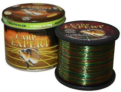 Details about  /Carp Expert Carbon 1000m Monofilament Line Fishing Line Mono 0,35-14,90kg show original title