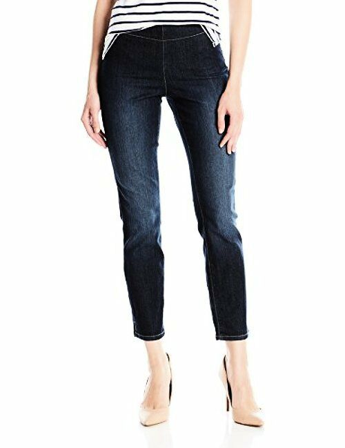 NYDJ Womens Collection M10Z1243 Alina Pull on Ankle Jeans- Choose SZ color.