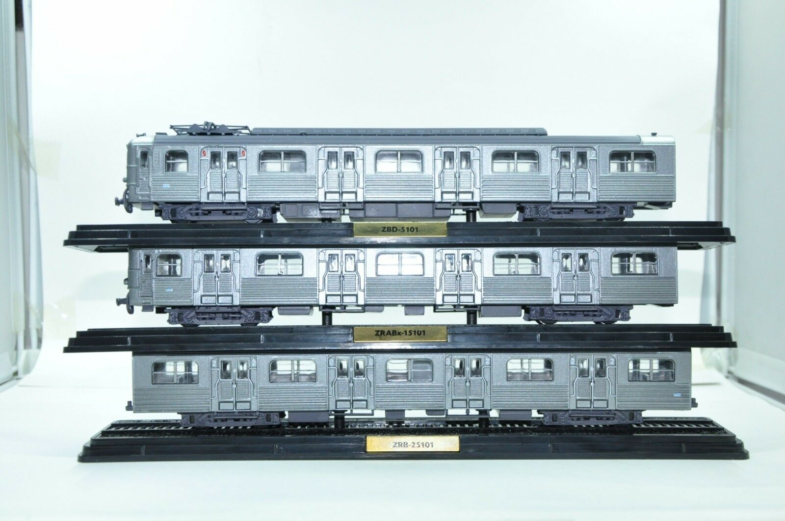 1953 Atlas Model 1 87 Tren de Juguete Z-5100 Conjunto de 2434007+2434008+2434009 (3PCS)