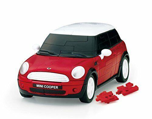 64 piece Kapazuru 3D Mini Cooper    rosso  economico online