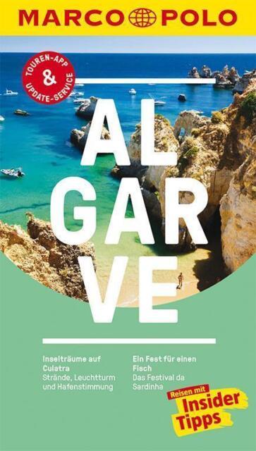 MARCO POLO Reiseführer Algarve - Aktuelle Auflage 2018