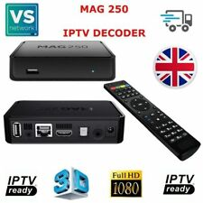 e1fd20742b32e6 item 3 Mag 250 Box Multimedia Player Internet Tv Set Top Box Iptv Set Top  Usb Hdmi UK -Mag 250 Box Multimedia Player Internet Tv Set Top Box Iptv Set  Top ...