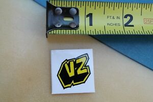VZ-Von-Zipper-Clothing-Eyewear-Surfboard-Sunglasses-Vintage-Surfing-STICKER