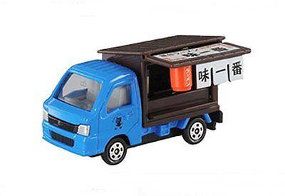 Takara Tomy Tomica #35 Subaru Samber Noodles Truck Diecast Car Vehicle Toy