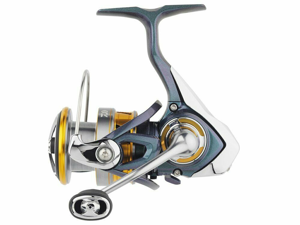 Daiwa Regal LT 2000D - 2500D Spinning Mulinello Air Rotor System NUOVO 2020