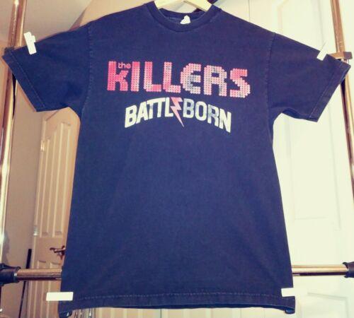 PRIORITY SHIP Large 2013 The Killers BATTLE BORN B