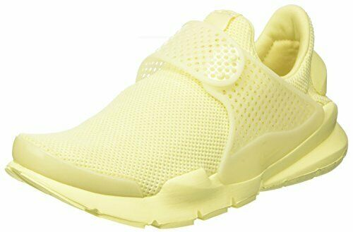new concept 23085 081a1 Nike Mens Sock Dart BR Yellow Athletic Shoes SNEAKERS 9 Medium (d) BHFO 8435
