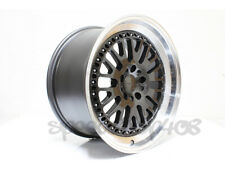 Rota Flush Wheels Royal Gunmetal 18x95 30 5x1143 Sti Accord Rsx Tsx Gs350