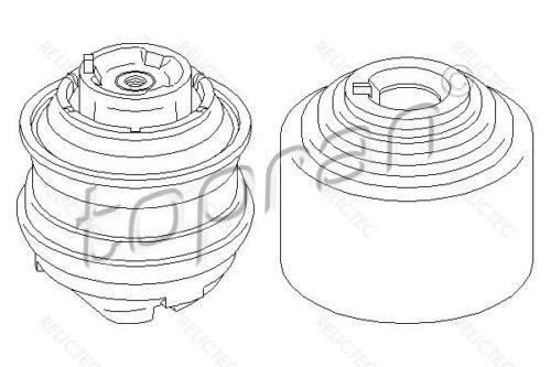 Engine Mounting MB:W210,W211,S203,W203,C209,S210,A209,CL203,E,C,CLK 2032401417