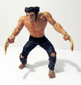 Diamond-Select-Marvel-Select-Wolverine-2003-The-Origin-Action-Figure-Loose