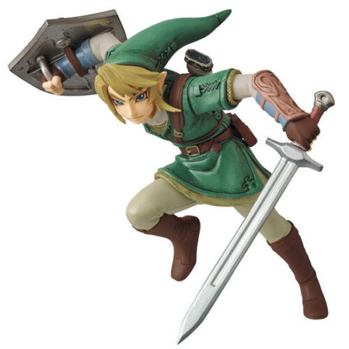 Medicom Ultra Detail Figure 312 Legend of Zelda Link 2016 Twilight Princess HD