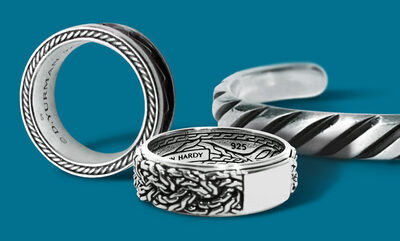 Up to 30% Off Men's Jewelry