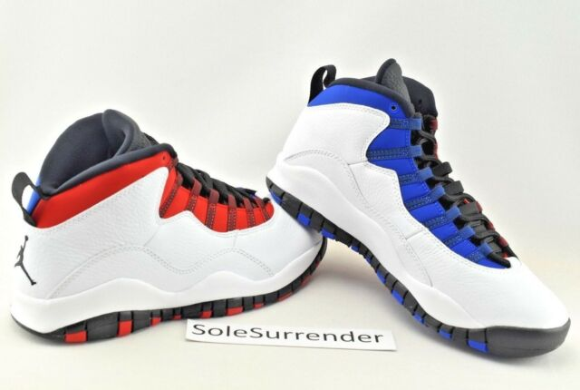 9ed43f63612af1 Air Jordan 10 Retro - CHOOSE SIZE - 310805-160 Class of 2006 Russell  Westbrook
