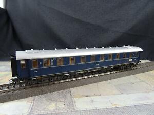 Maerklin-H0-F-Zug-Personenwagen-2-Klasse-DB-16452-MHK-12-Top-Zustand