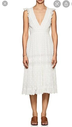 Ulla Johnson White Marjorie Dress 2 🌼