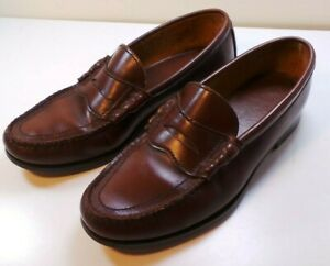 Men's Town Craft Brown Leather Loafers