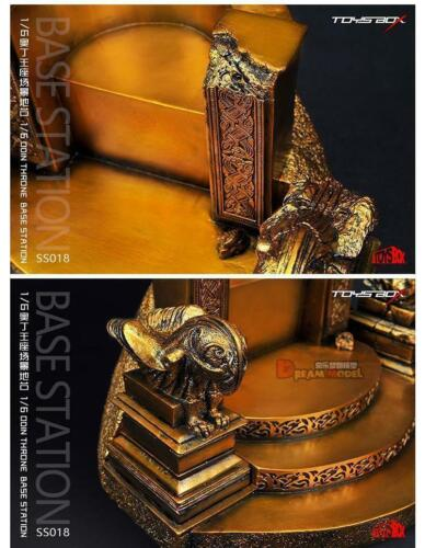 1//6 Scale SS018 Odin Throne Chair Model Toys Box Resin Model Base Accessory Toys