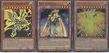 Yugioh Complete The Winged Dragon of Ra Deck - Ra's Disciple - Immortal  + Bonus