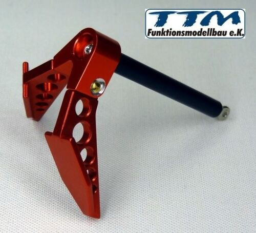 Ancrage-crochet aluminium pliable pour Crawler et Camion-ttm889