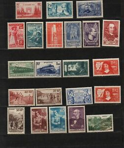 FRANCE-22-timbres-neufs-belle-cote