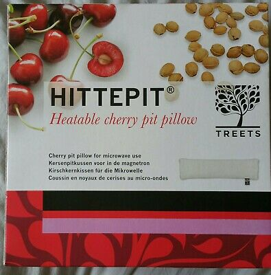 Hittepit Heatable Cherry Pit Pillow