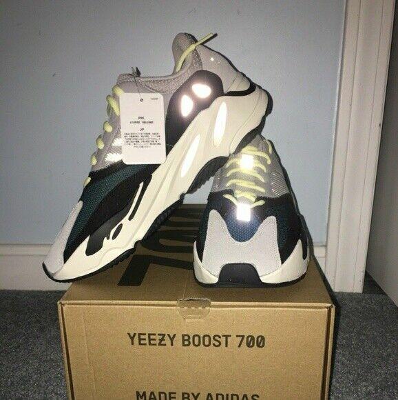 Adidas Yeezy Boost 700 UK8 BNIB w receipt