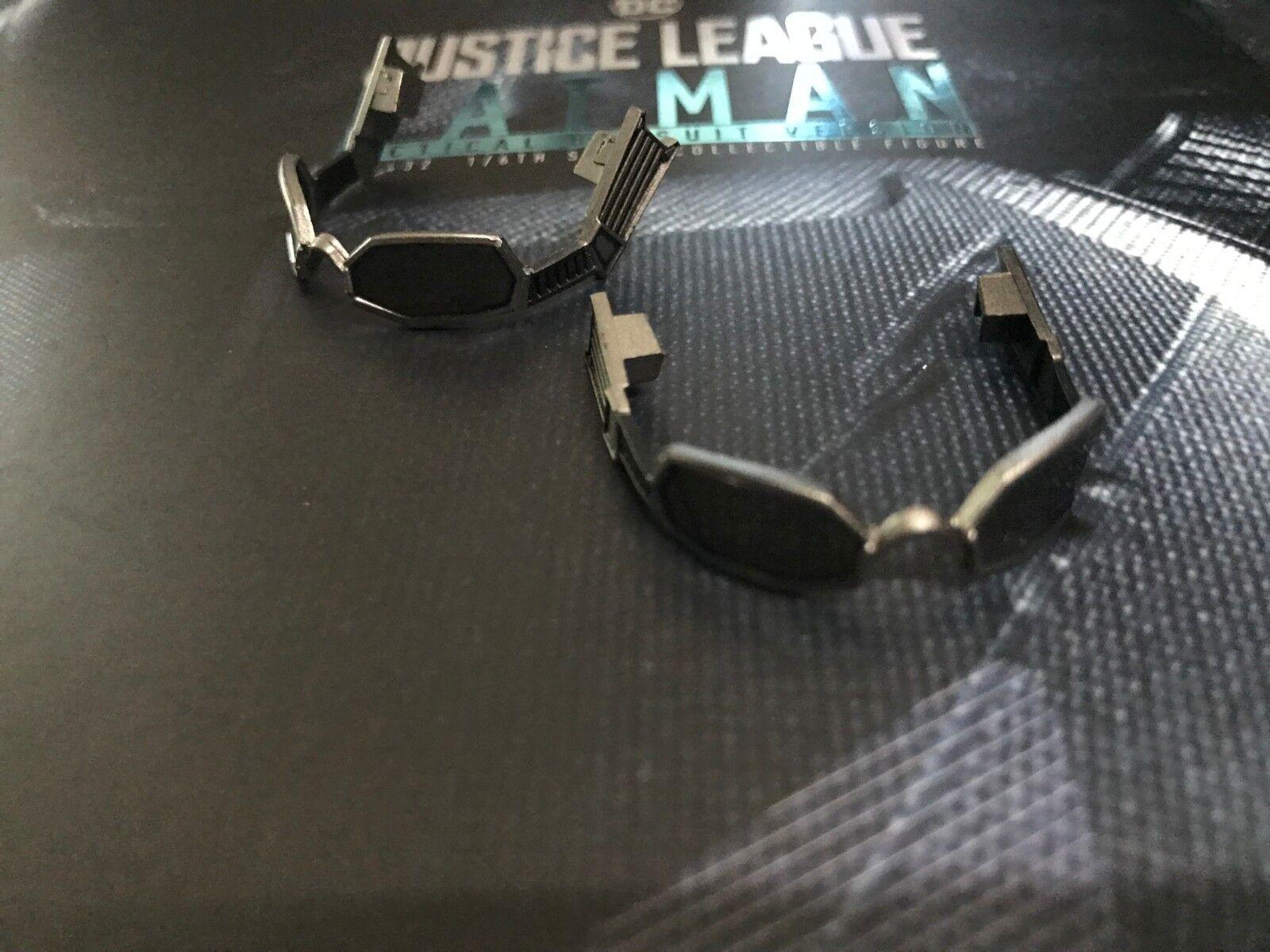 Hottoys gerechtigkeitsliga batman taktische batsuit mms432 - brille