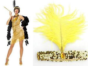 HEADBANDS-for-Women-Gold-Sequin-Hair-Accessories-Hair-Band-1920s-Flapper-Gatsby