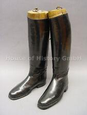 90126, Preußen Kavallerie Paar hohe Stiefel für Offiziere zur Breecheshose