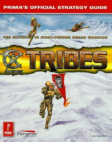 Tribes  Prima s Official Strategy Guide