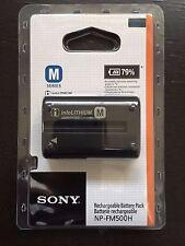 Sony NP-FM500H Li-Ion Rechargeable Battery (1650mAh)