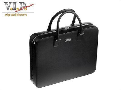 """Billiger Preis Montblanc """"meisterstÜck"""" Dokumententasche Laptop Tasche Document Case Briefcase Kleidung & Accessoires Taschen"""