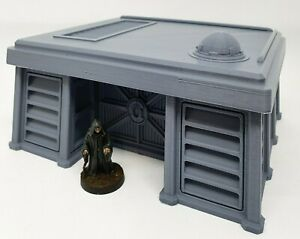 Star-Wars-Legion-Paysages-terrain-Forest-Moon-Bunker