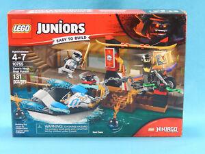 10755. LEGO Ninjago Movie Zane/'s Ninja Boat