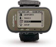 Garmin Foretrex 401 Wrist Handheld Outdoor GPS Navigator Watch Receiver