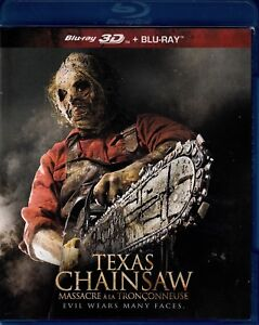 USED-3D-2D-BLU-RAY-TEXAS-CHAINSAW-MASSACRE-Alexandra-Daddario