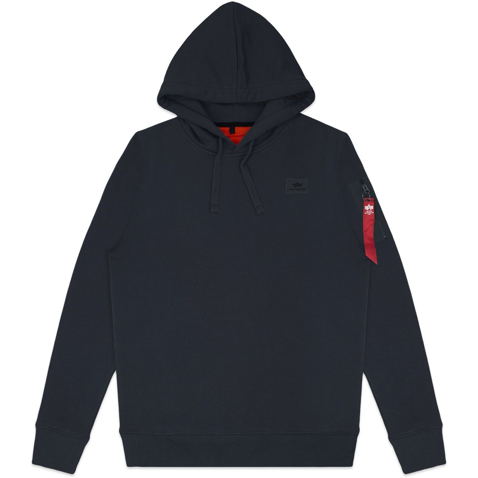 Alpha Industries Hoodie Hoodie Hoodie - Alpha Industries X-Fit Hooded Sweat - Navy, Olive    Diversified In Packaging  dbc42a